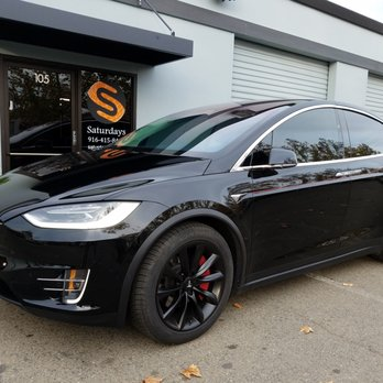 Tesla Model X Window Tint Yelp