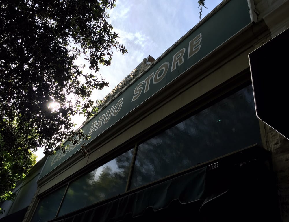 Carmel Drug Store: 3RD Business On Ocean Ave Off San Carlos Ave, Carmel, CA