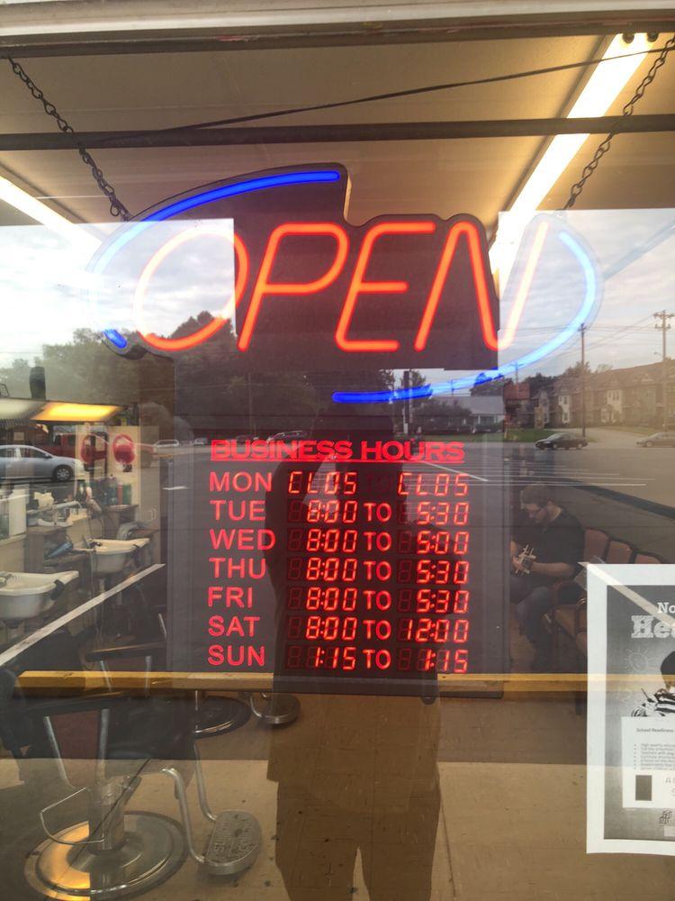 Village Barber Shop: 874 E 10th St, Cookeville, TN