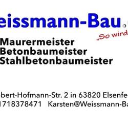 Weissmann Bau Angebot Erhalten Bauunternehmen Robert Hofmann