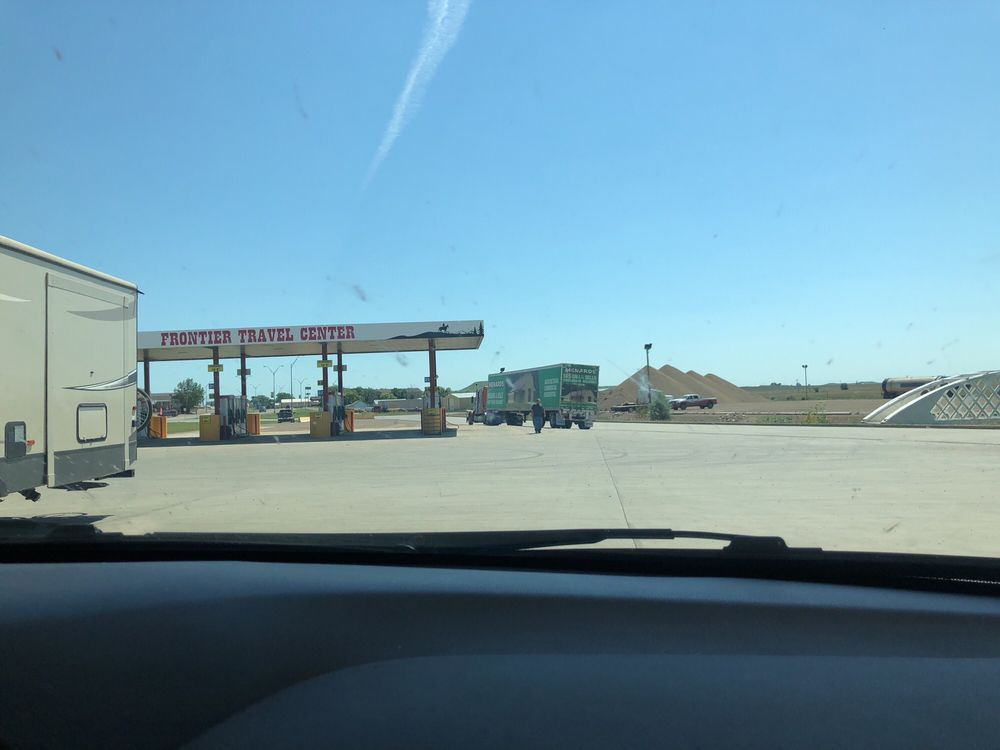 Frontier Travel Center: 705 Highway 12 W, Bowman, ND