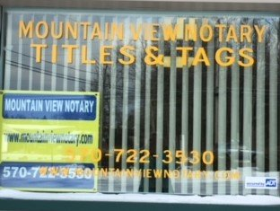Mountain View Notary: 274 Route 940, Blakeslee, PA