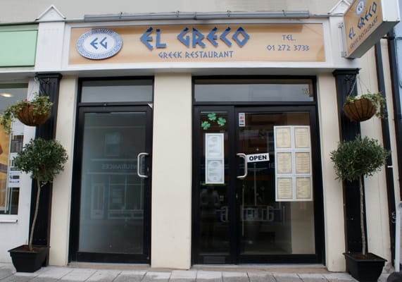 Greek Restaurant Bray