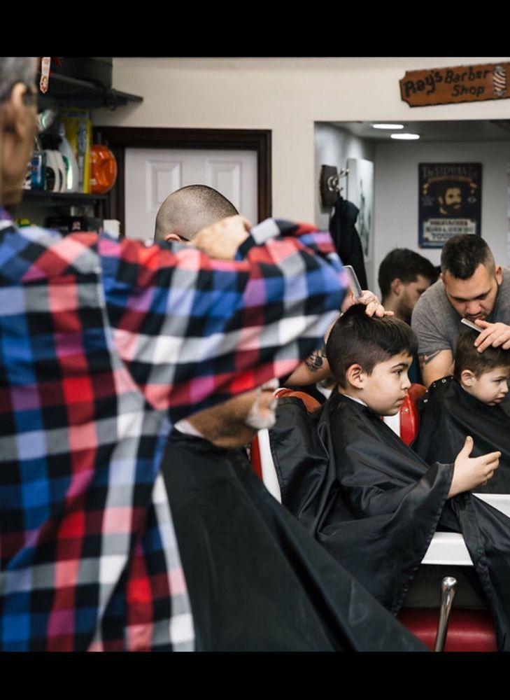 Ray's Barber Shop: 634 W 207th St, New York, NY