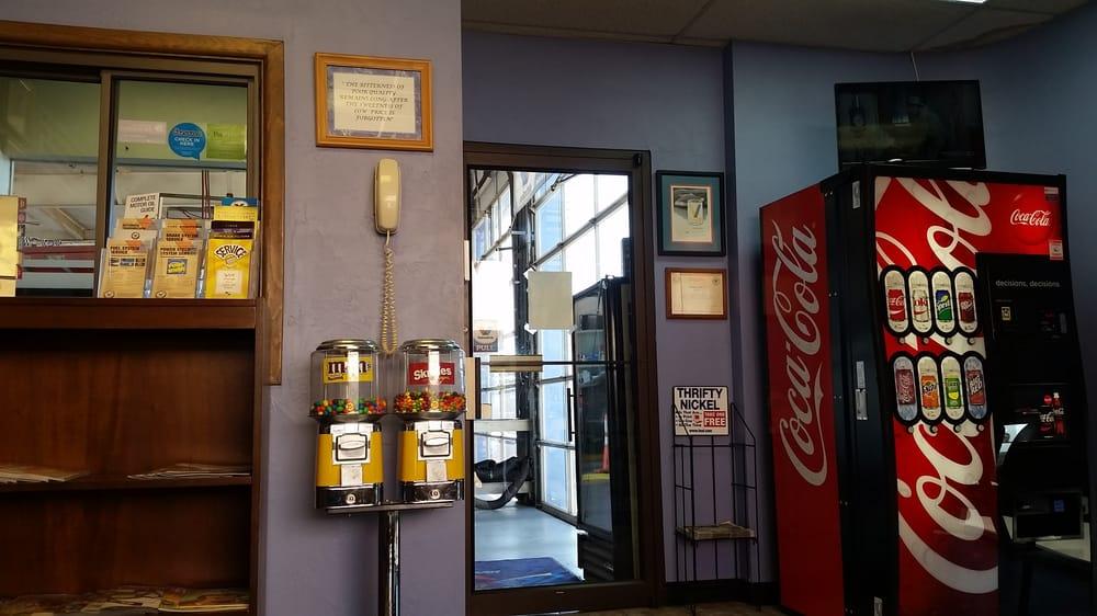 Valvoline Express Care of Lubbock - CLOSED - 7235 Quaker Ave