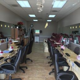 acrylic nail salon nail salons 4810 elmore ave