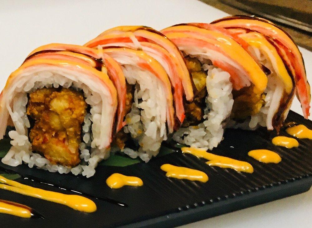 SAMU Bar Sushi Hibachi: 27 Rahling Cir Suire A-1, Little Rock, AR