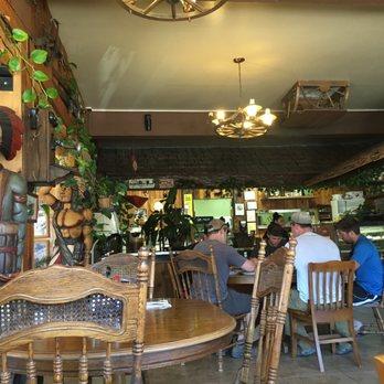 Totem Cafe Lone Pine Menu