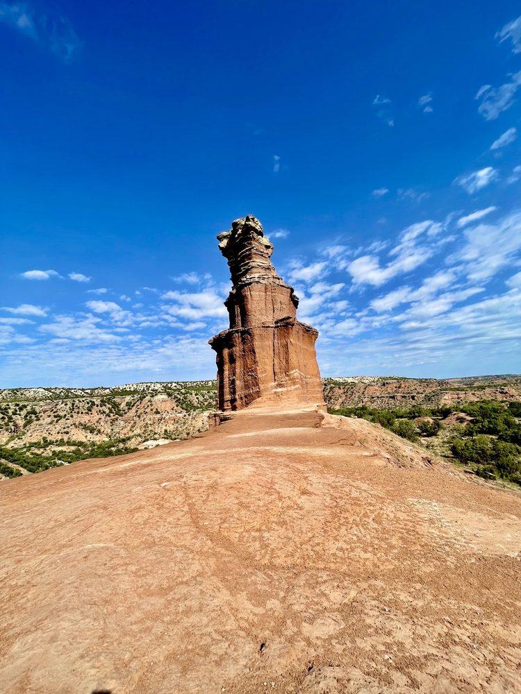 Palo Duro Canyon State Park: 11450 Park Rd 5, Canyon, TX