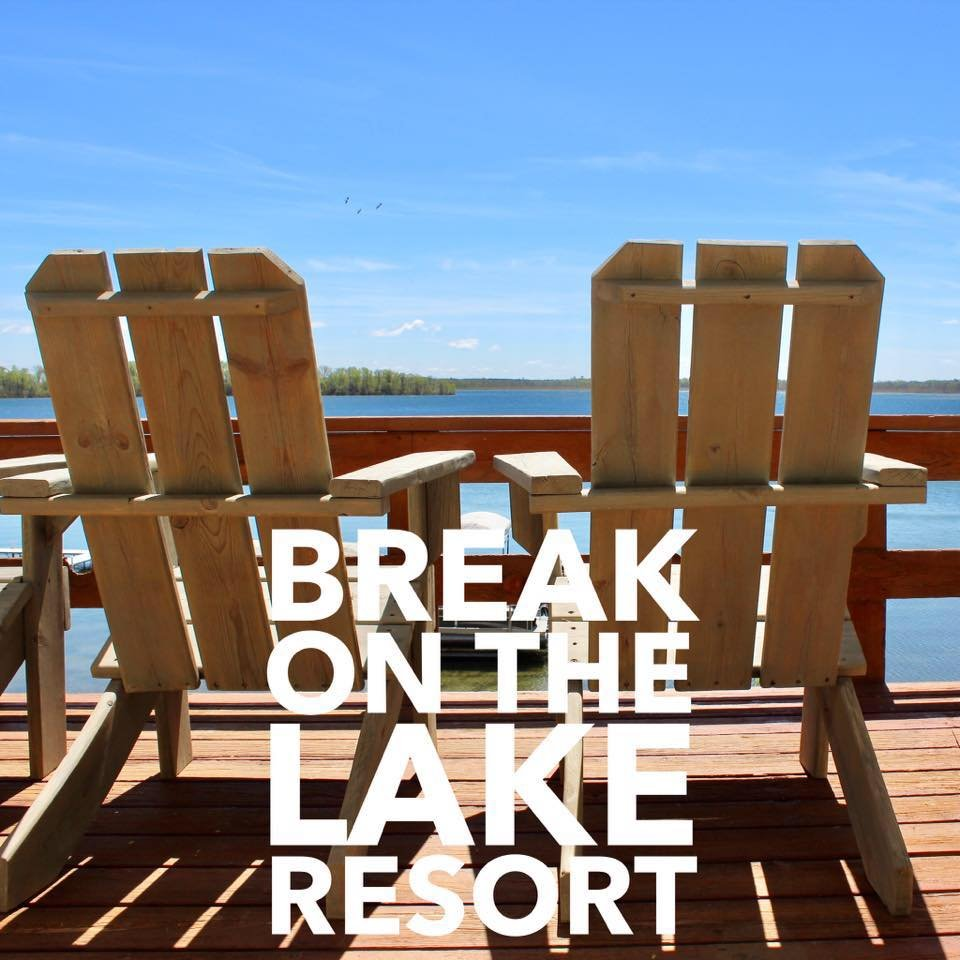 Break On the Lake Resort: 18342 Windigo Dr SE, Cass Lake, MN