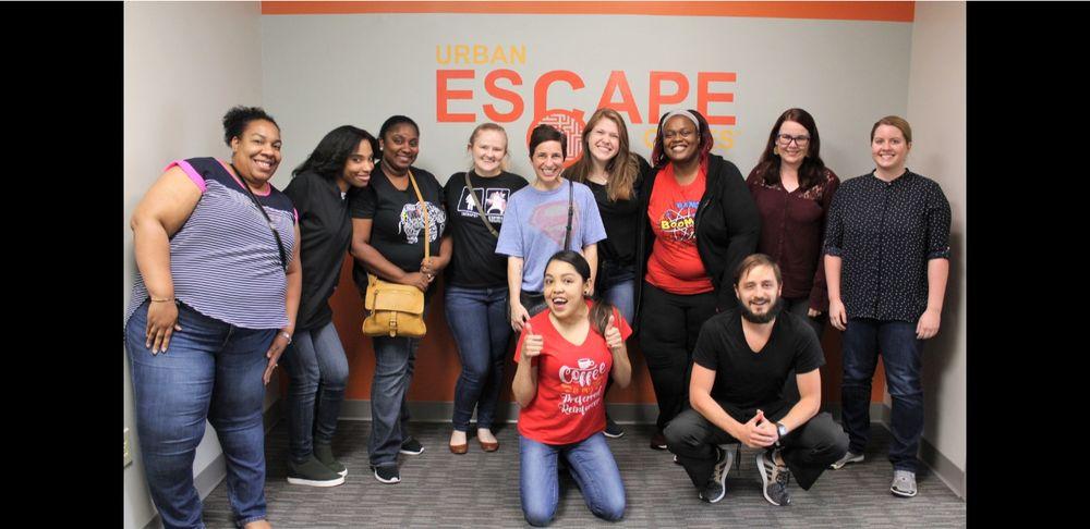 Urban Escape Games