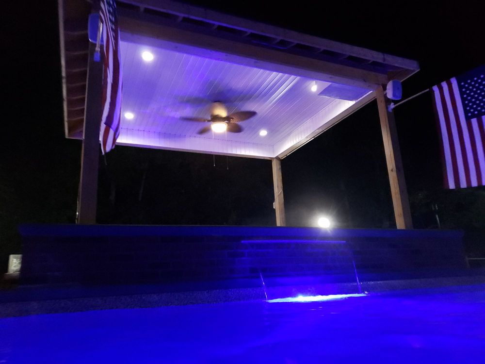 Backyard Oasis Pools and Construction: 1722 York Hwy, York, SC