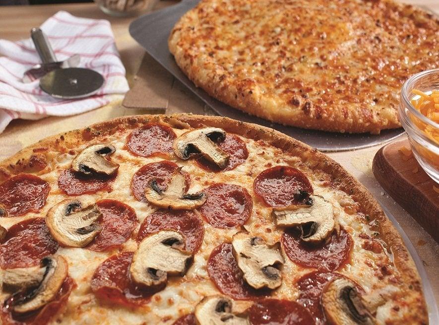 Domino's Pizza: 1600 S Jefferson Ave, Mount Pleasant, TX