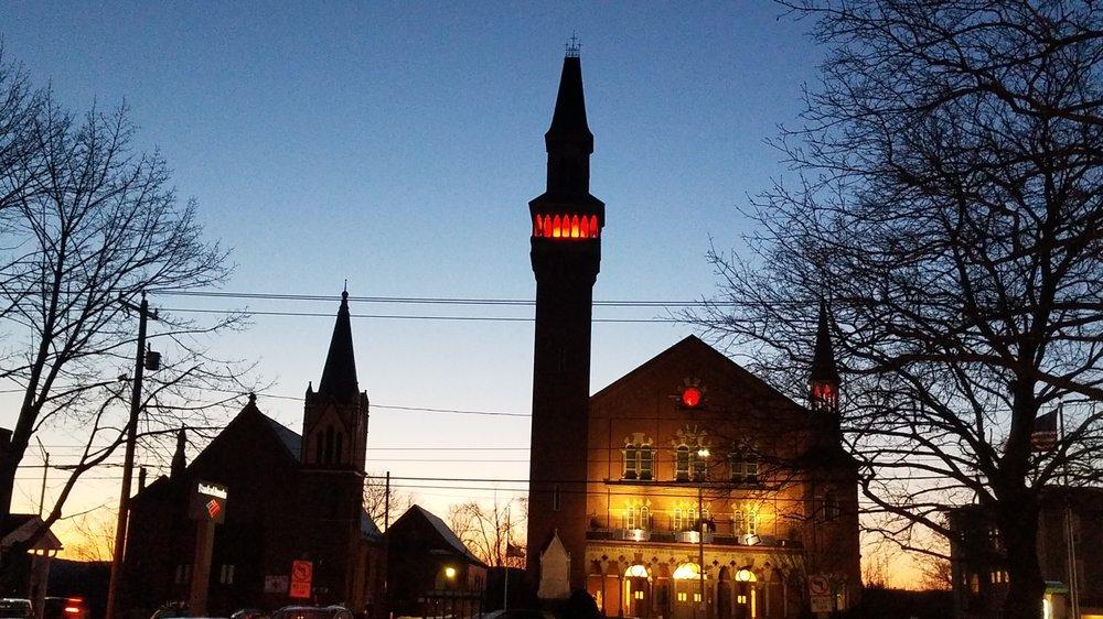 Big Red Frame: 43 Main St, Easthampton, MA
