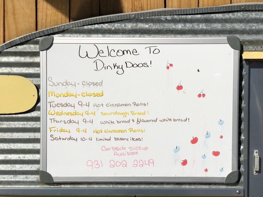 Dinkydoo's: 32 Tuttle Ln, Crossville, TN