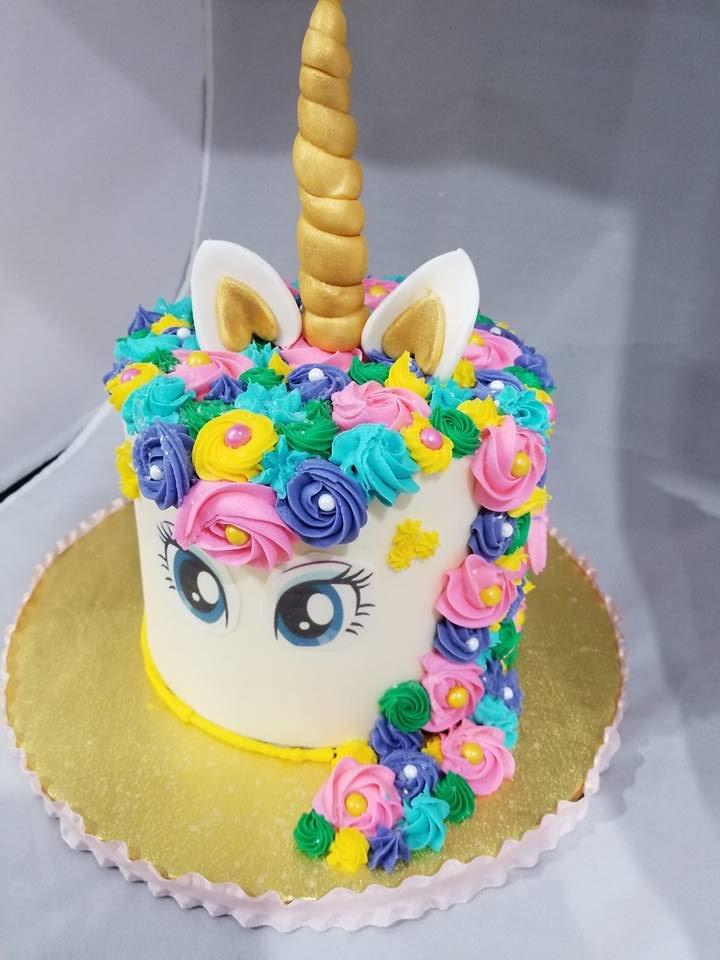 Unicorn Birthday Cake Yelp