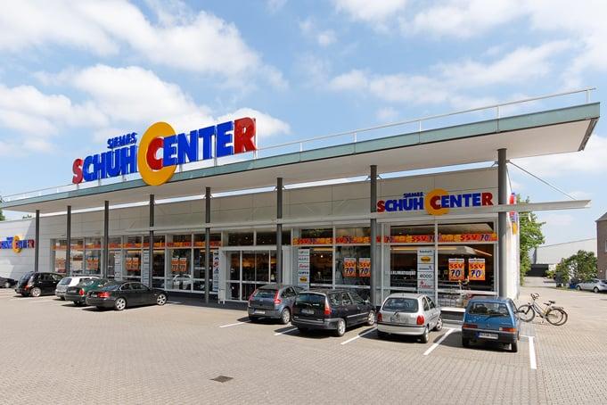 offiziell Volumen groß 2019 Neupreis Siemes Schuhcenter Augsburg - Shoe Shops - Eichleitnerstr. 3 ...