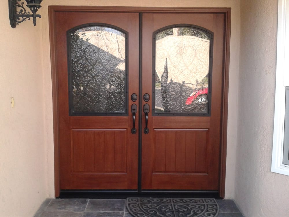 double front door replacement yelp