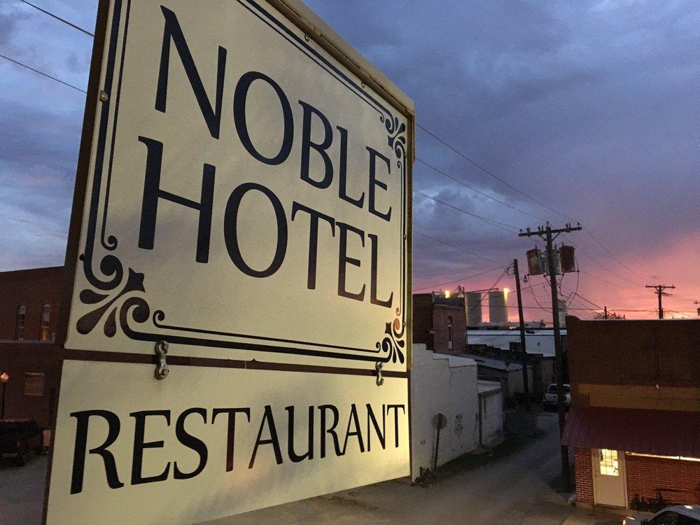 Noble House: 112 N Noble Ave, Watonga, OK