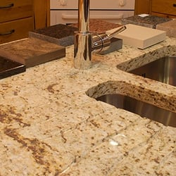 Granite Countertops for Less - Countertop Installation