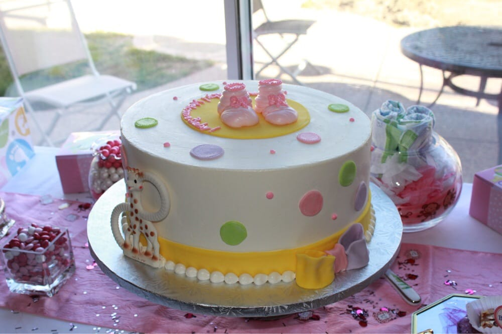 cakes pastries pleasanton ca united states baby shower cake