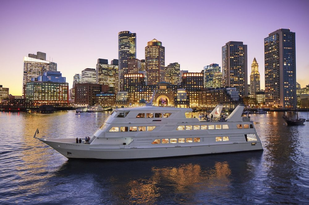 Odyssey Cruises Boston