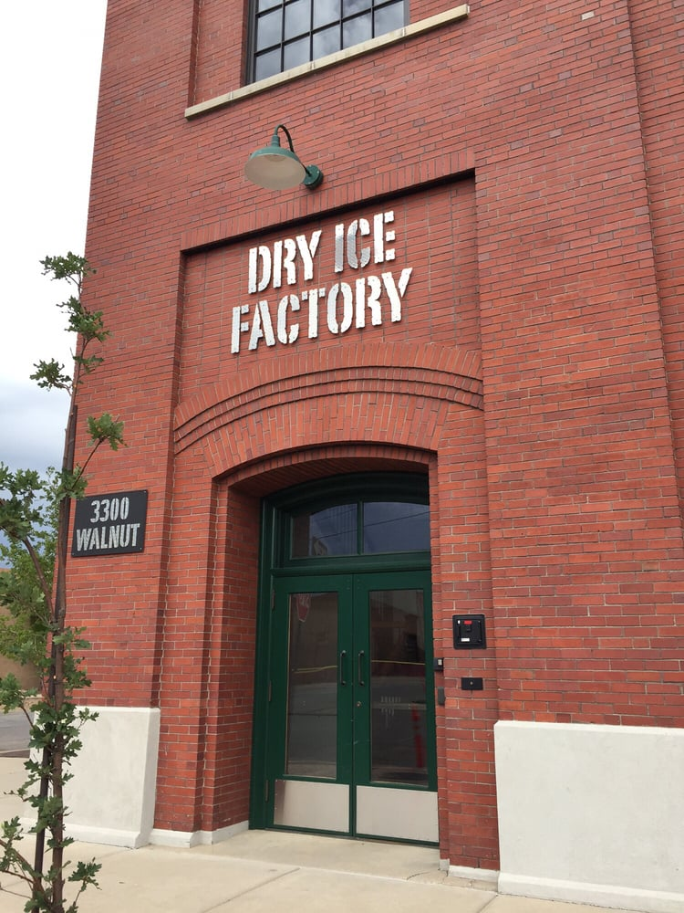 Photo of Dry Ice Factory: Denver, CO