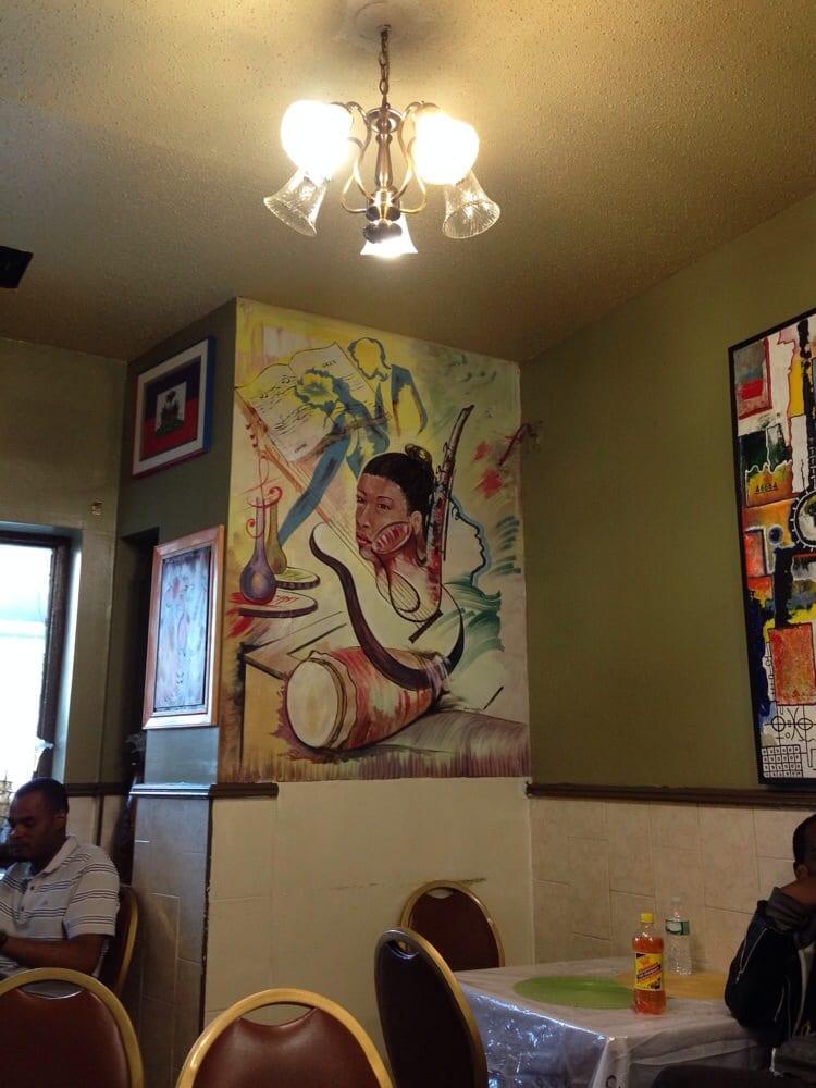 Venus restaurant haitian 670 rogers ave prospect lefferts gardens brooklyn ny for Prospect lefferts gardens restaurants
