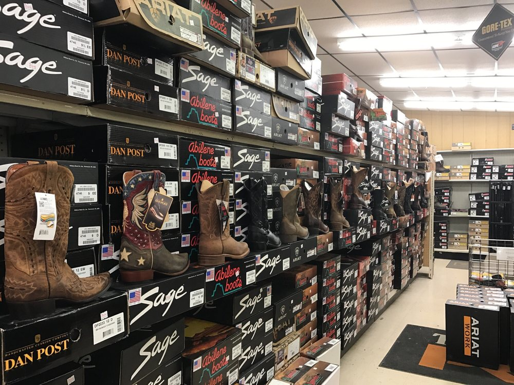 The Boot Box: 1806 S Ctr St, Grove City, PA