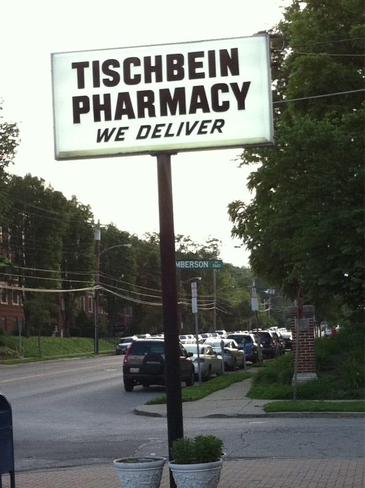 Tischbein Pharmary Inc: 3500 Erie Ave, Cincinnati, OH