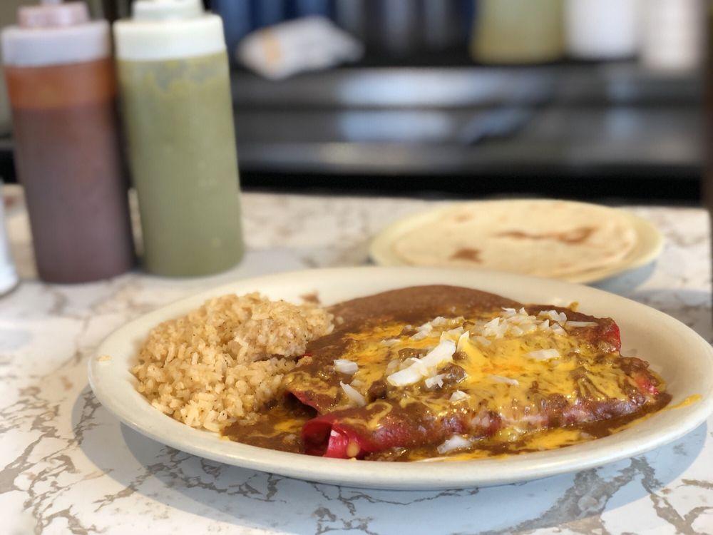 Garcia's Mexican Food