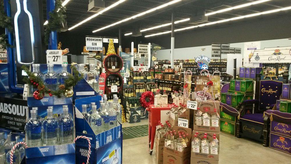 Chattanooga Wine & Spirits: 6804 Shallowford Rd, Chattanooga, TN