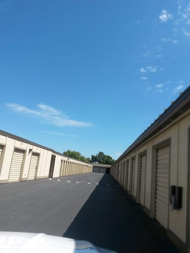 Morgan Hill Mini Storage - Self Storage - 150 Cosmo Ave, Morgan Hill ...