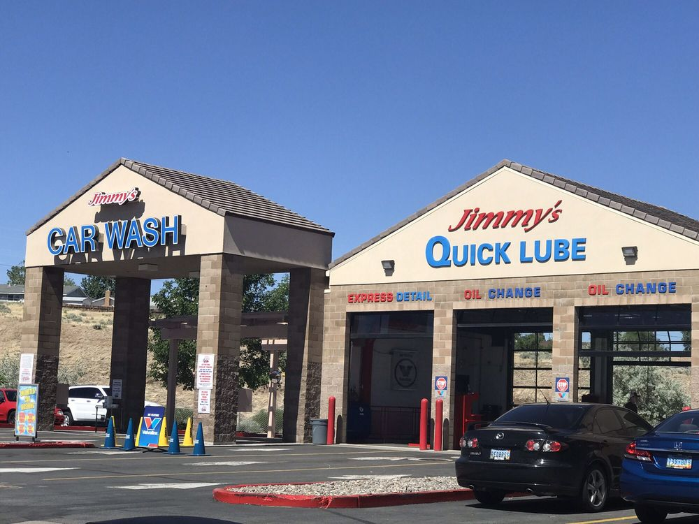 Jimmy's Express Carwash & Quicklube