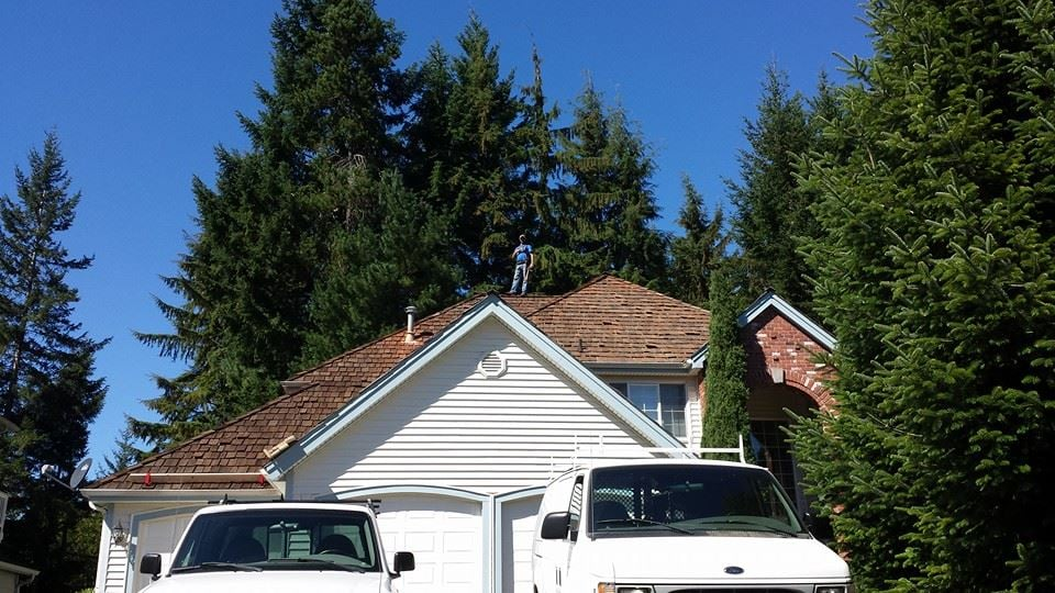 Roofing Port Orchard