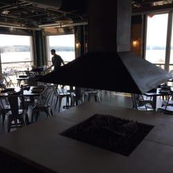 Photo Of Barrel Back Restaurant Walloon Lake Mi United States Cool Interior