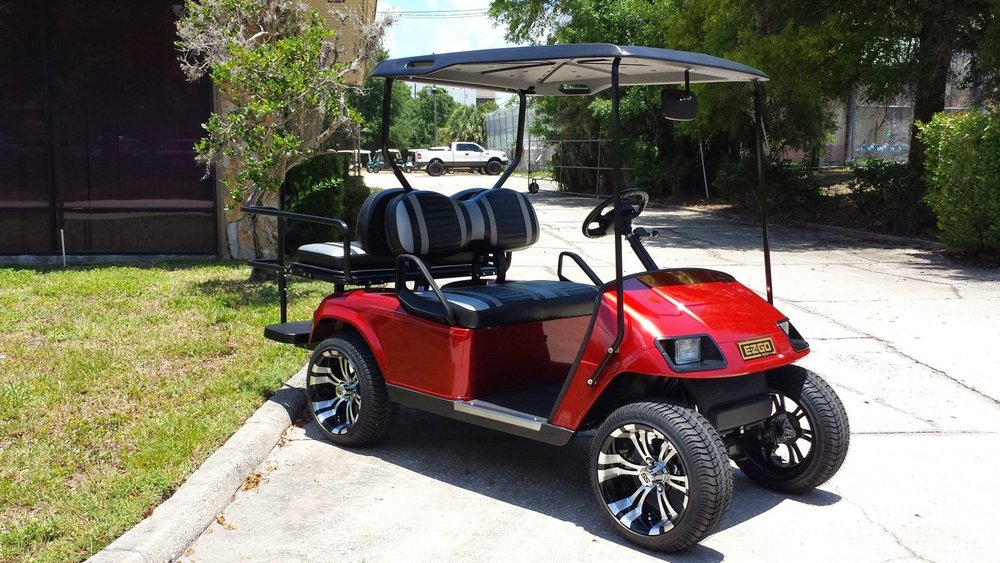 Golf Car Systems: 5325 140th Ave N, Clearwater, FL
