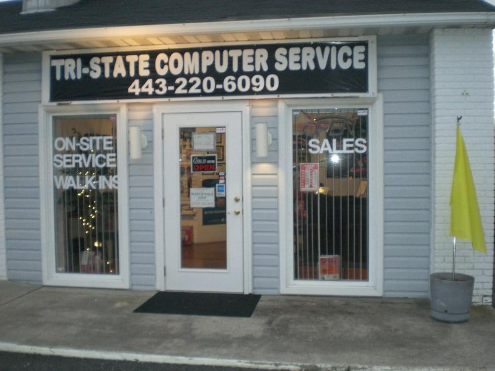 Tri-State Computer Service: 2307 Belair Rd, Fallston, MD