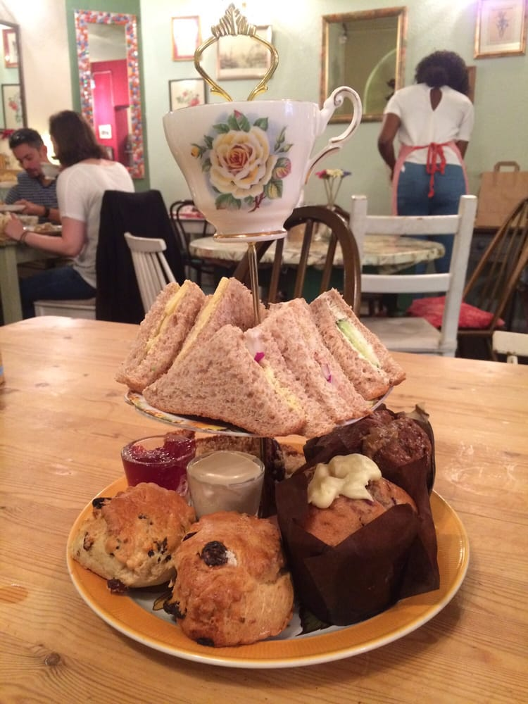 Afternoon Tea For Only 10 Pounds Yelp