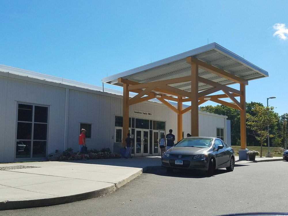 Soundview Family YMCA: 628 East Main St, Branford, CT