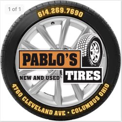 Used Tires Columbus Ohio >> Pablo S New Used Tires Tires 4760 Cleveland Ave Northland