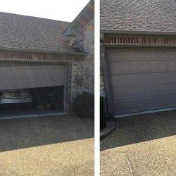 Photo Of Next Day Garage Door   Alexandria, VA, United States. Before And