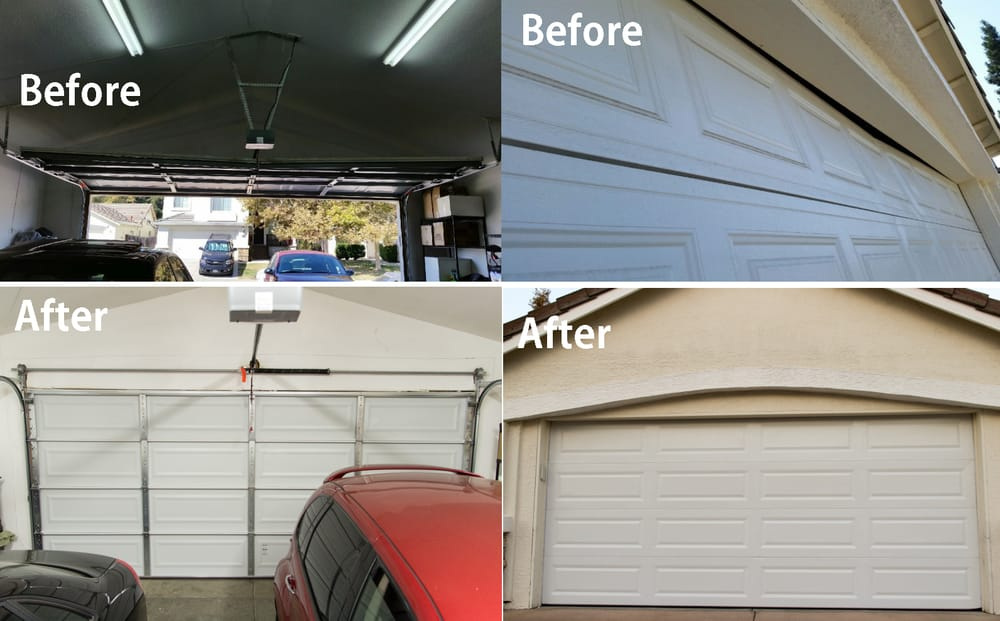 Another Garage Door Amp Garage Door Opener Replacement