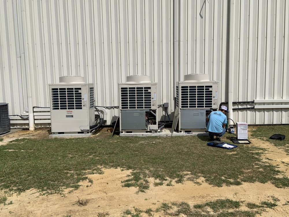Conway Air Conditioning: 300 Smith St, Conway, SC
