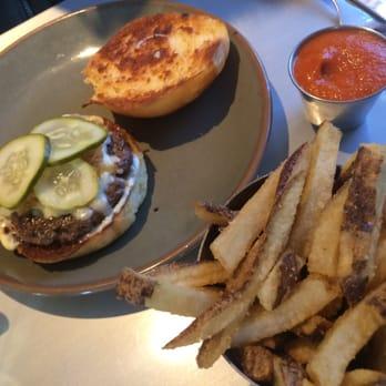 photo of parkside kitchen richmond vt united states cheddar onion burger and. Interior Design Ideas. Home Design Ideas