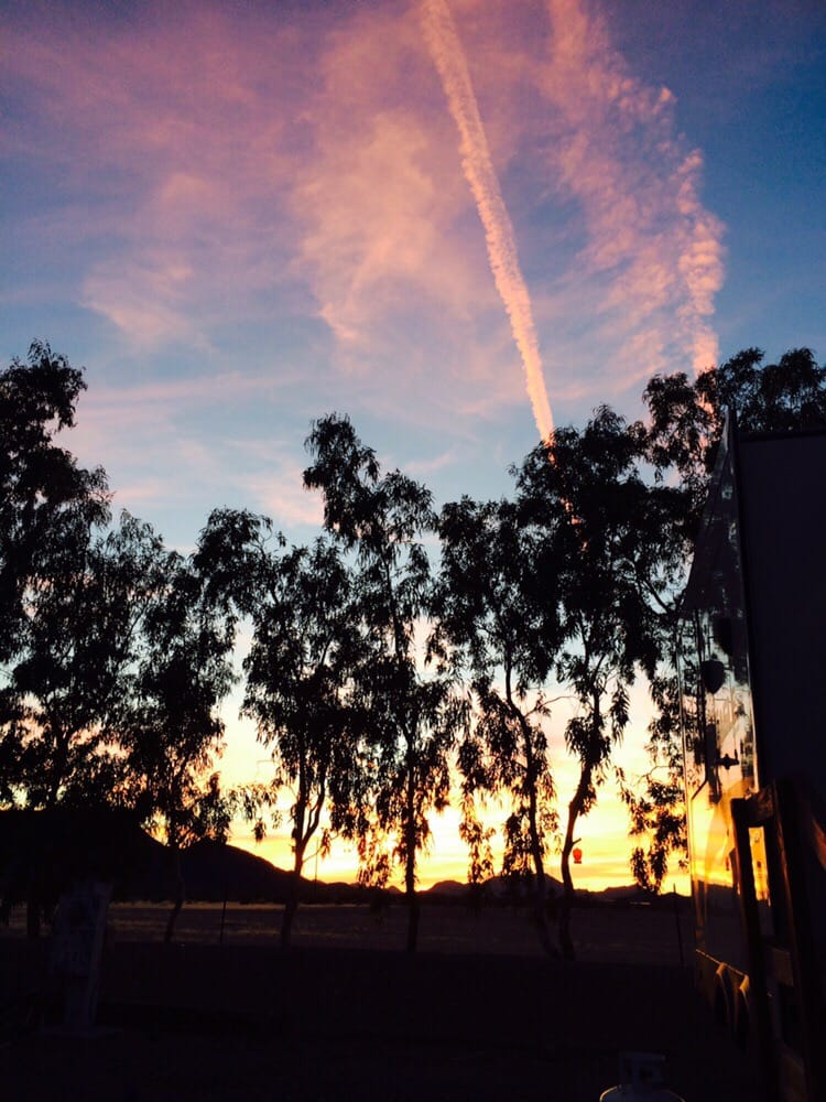Wagon West RV Park: 50126 E Hwy 60, Salome, AZ