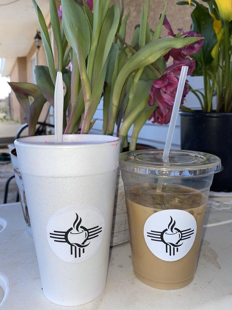 Que Suave Cafe: 915 California St, Socorro, NM