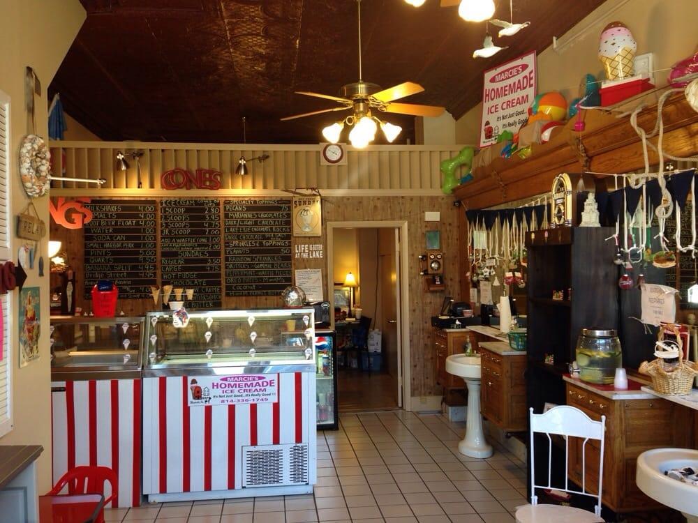 Cones Ice Cream: 1018 Bridge St, Ashtabula, OH