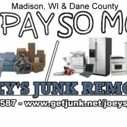 Joeys junk removal - Junk Removal \u0026 Hauling - 806 Christianson Ave