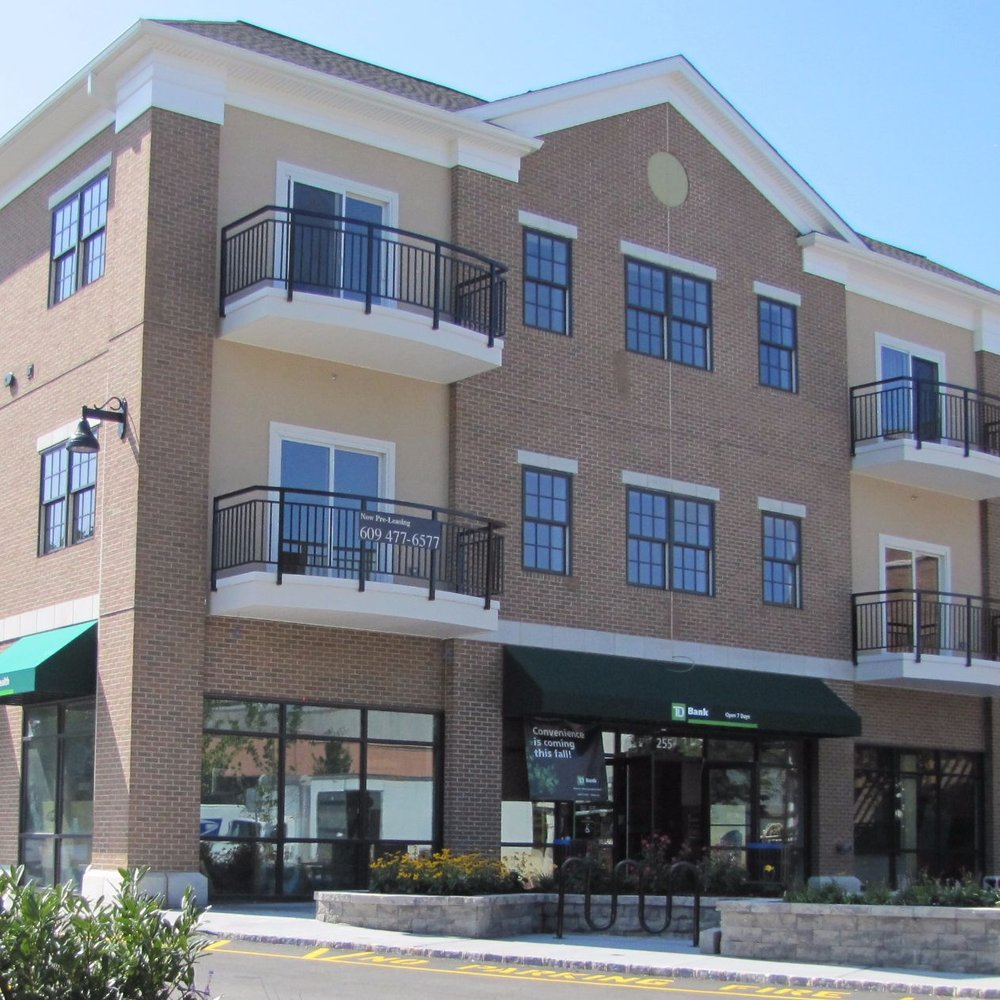 Princeton Nj Apartments: The Residences At Carnevale Plaza